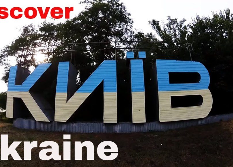 , Discovering Kyiv, Ukriane feat. Music by The Vinogrooves, The Travel Bug Bite, The Travel Bug Bite