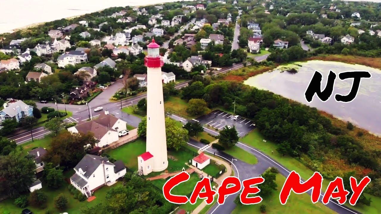 , Cape May, New Jersey: DJI Mavic Air, The Travel Bug Bite