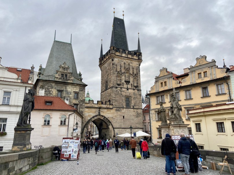 Charles Bridge, Prague CZ