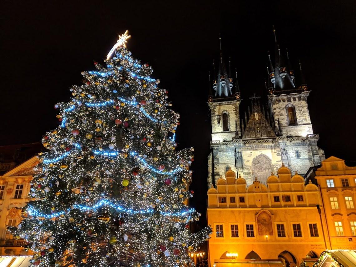 Czech Christmas, Czech Christmas: Carp, Baby Jesus & Prophetic Shoe Throwing, The Travel Bug Bite