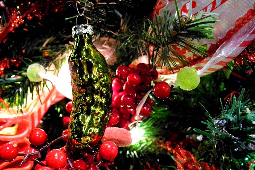 Christmas Pickle, The Mysterious Christmas Pickle Tradition in the USA, The Travel Bug Bite