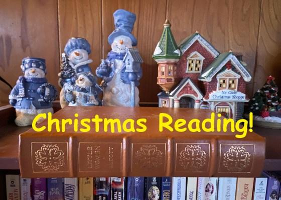 Reading Books for Christmas