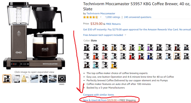 Amazon Used
