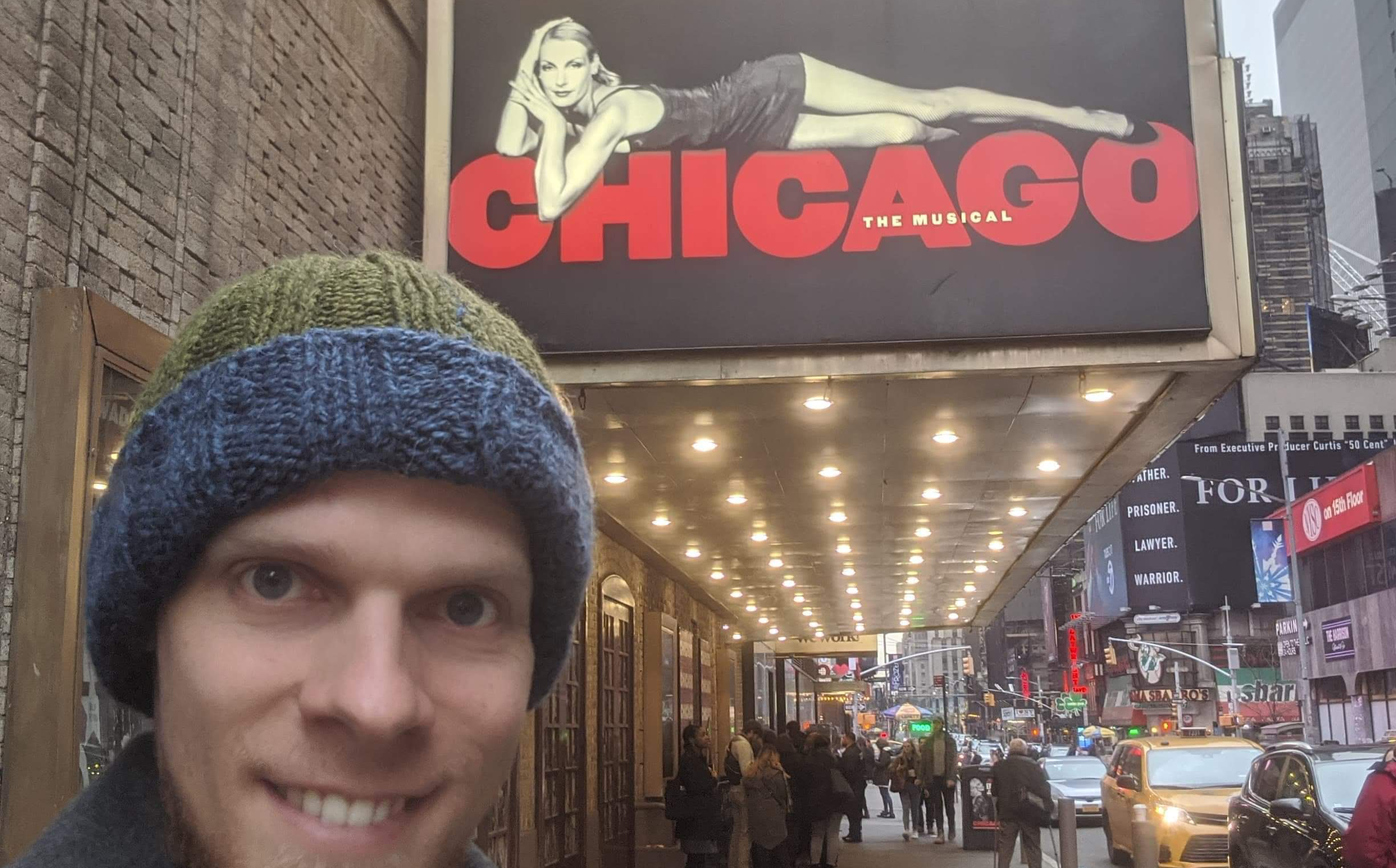 Broadway Roulette, Broadway Roulette: Review, The Travel Bug Bite