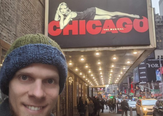 Broadway Roulette