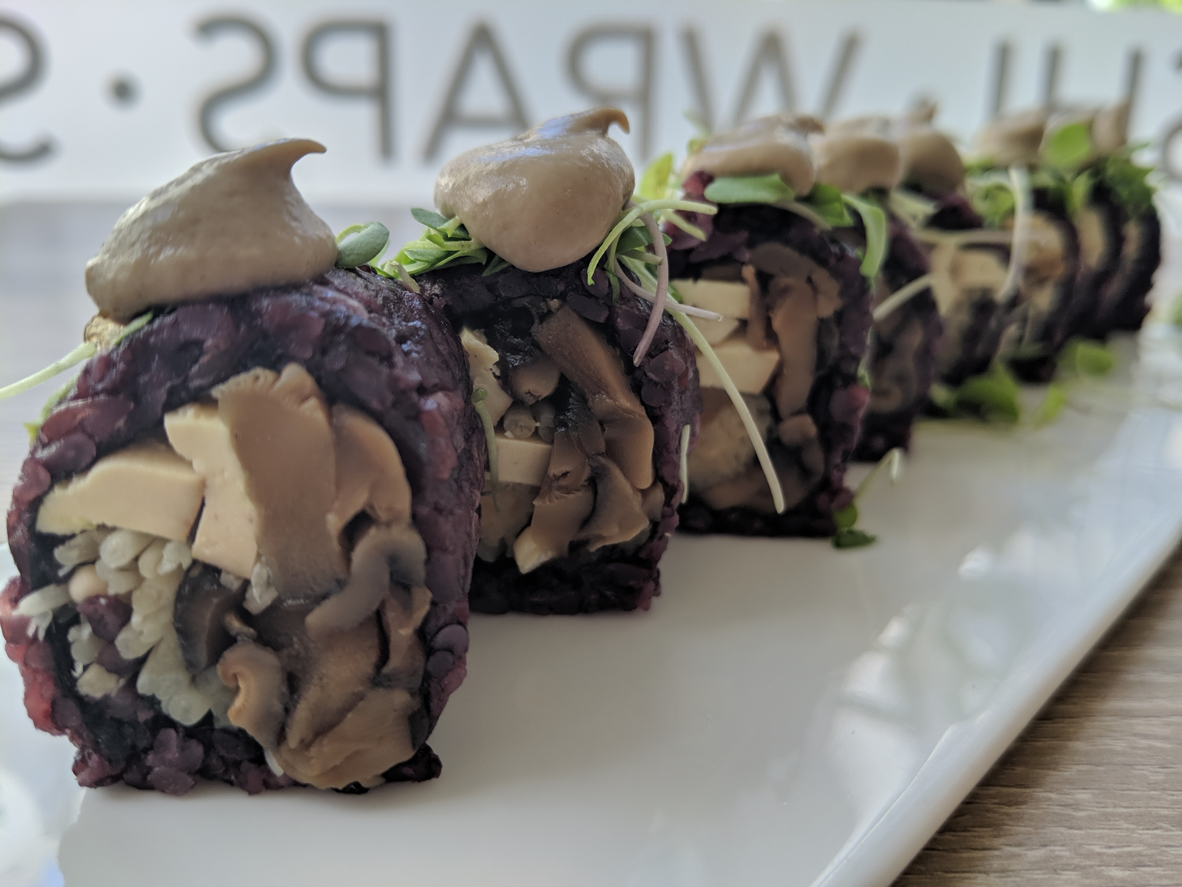 Beyond Sushi, Beyond Sushi: Vegan in New York City, The Travel Bug Bite