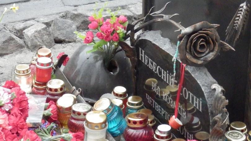 , Blood at Maidan – Kyiv, Ukraine 2014, The Travel Bug Bite