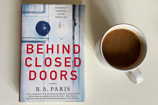 Behind Closed Doors, Behind Closed Doors by B.A. Paris: Book Review, The Travel Bug Bite