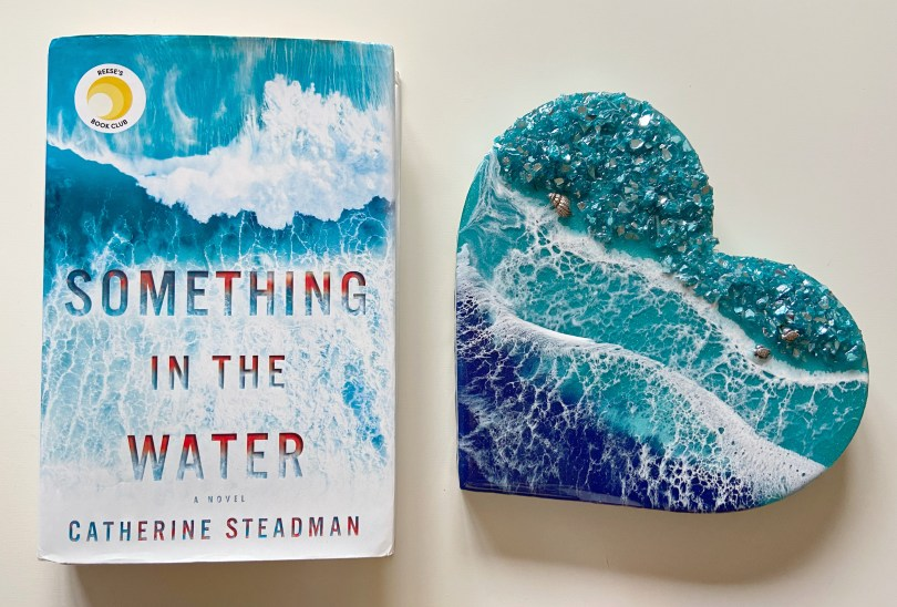 Something in the Water by Catherine Steadman, Something in the Water by Catherine Steadman: Book Review, The Travel Bug Bite