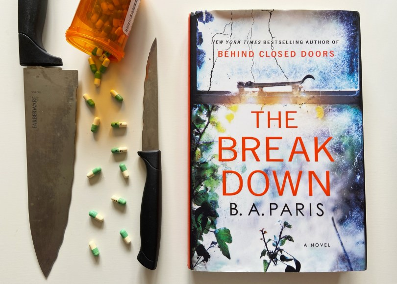 The Breakdown by B.A. Paris Book Review