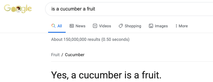 Cucumber, A Cucumber Can Cure Cellulite: Weird Food Facts, The Travel Bug Bite