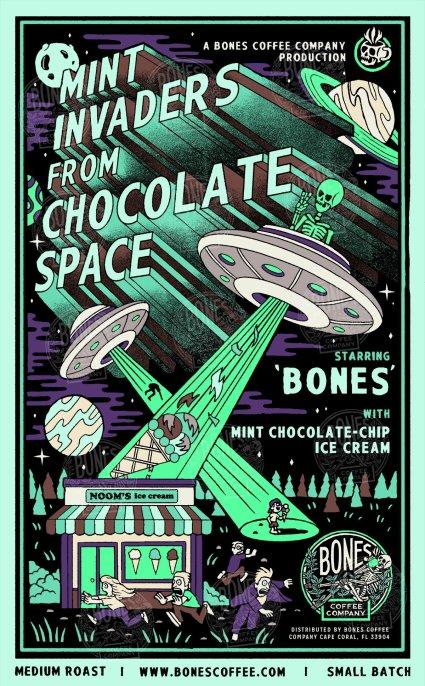 Bones Coffee Company, Bones Coffee Company: Their 5 Best Flavors, The Travel Bug Bite