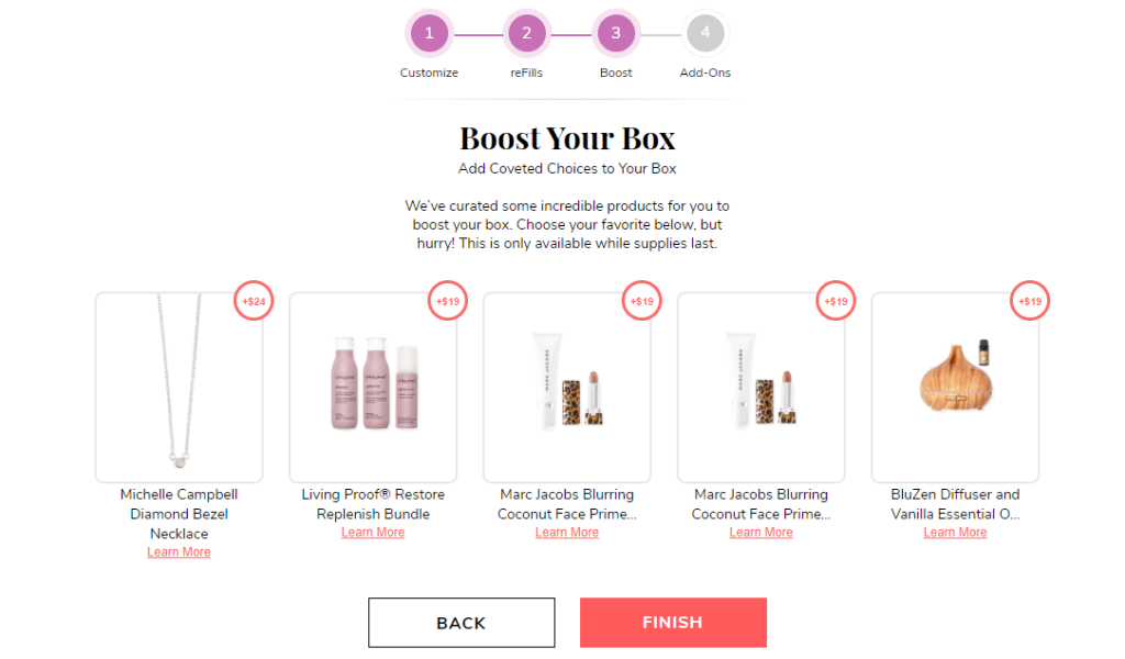 FabFitFun Winter Box, FabFitFun Winter Box: Customization & Add-Ons, The Travel Bug Bite