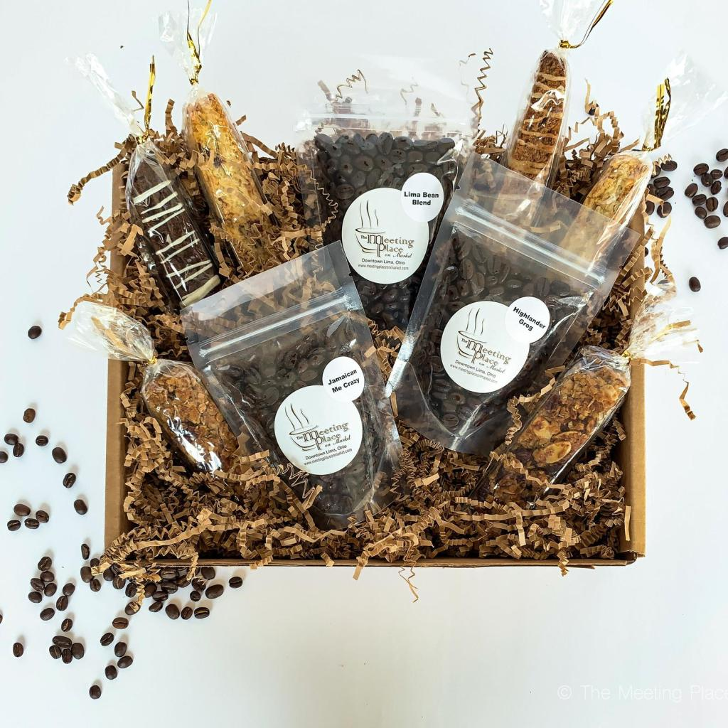The Meeting Place Coffee, The Meeting Place Coffee Gift Basket: Review, The Travel Bug Bite