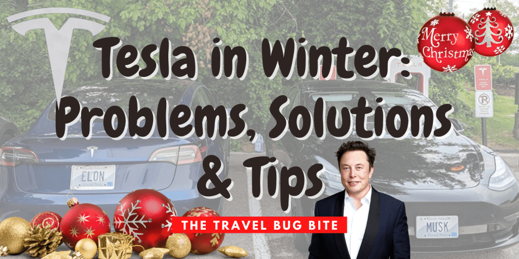 Tesla in Winter, Tesla in Winter: Problems, Solutions & Tips, The Travel Bug Bite