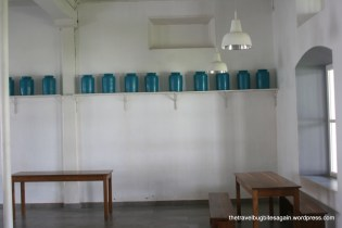 Interiors of the Pepper House Cafe, Cochin(Kochi)