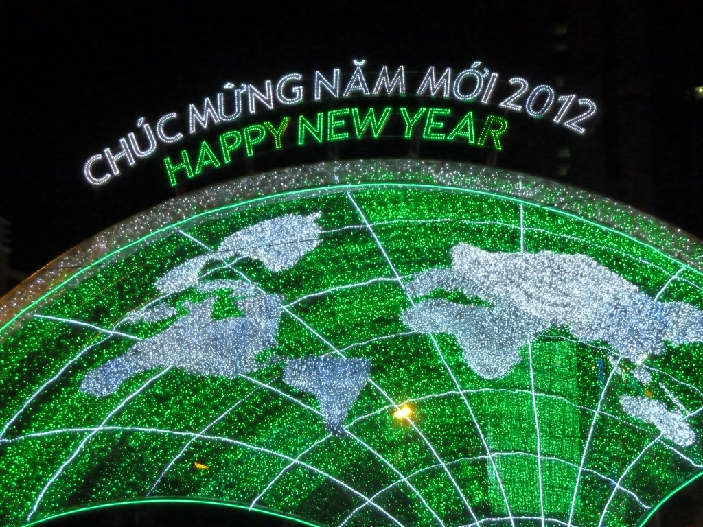 Happy New Year in Vietnamese