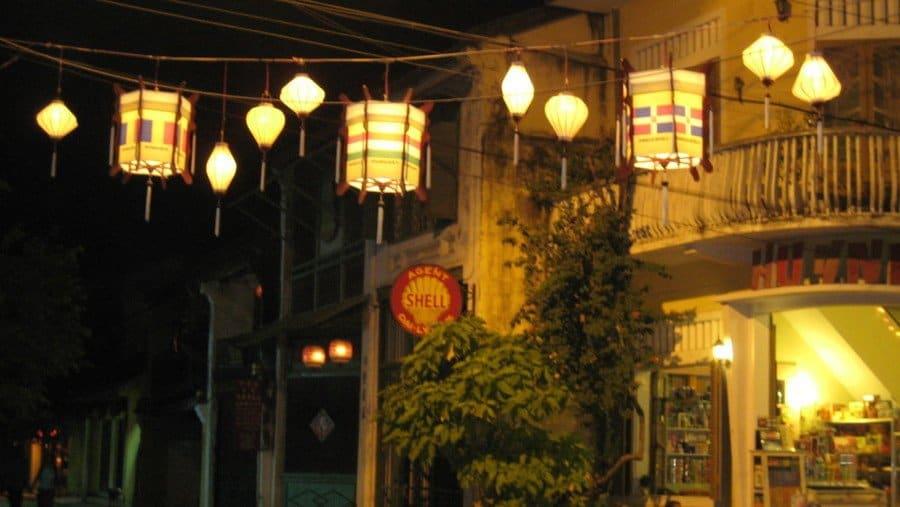 Lanterns in Hoi An, Vietnam