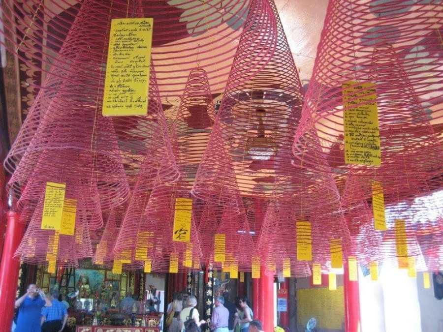 Incense Burners, Vietnam