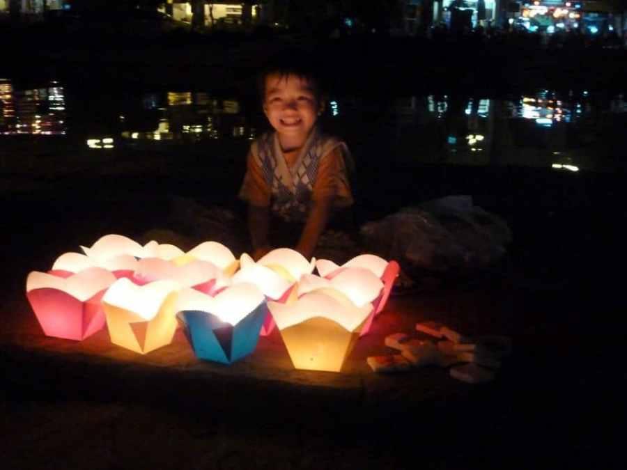 Candle Lanterns, Hoi An