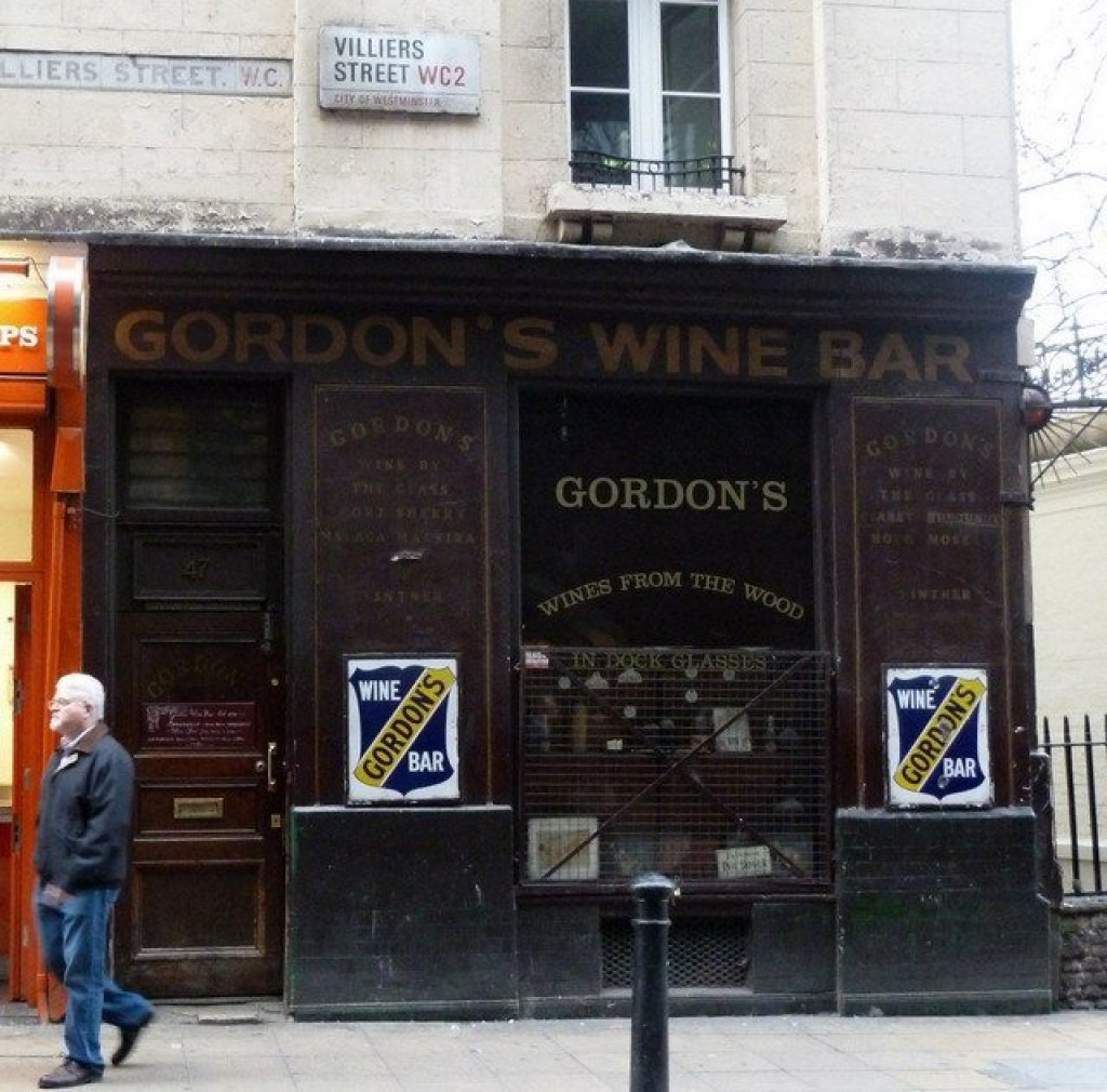 Gordon's Wine Bar, London