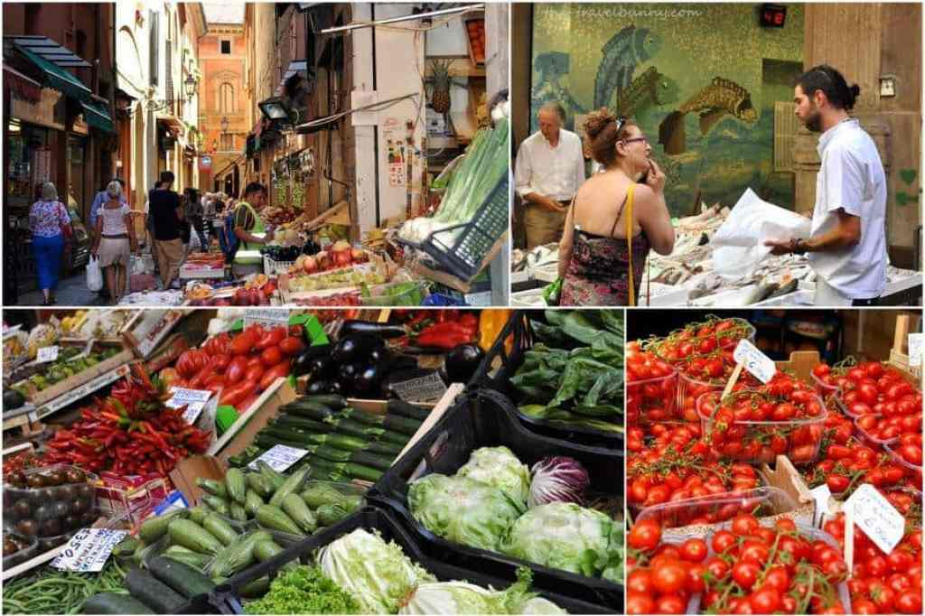 Bologna Food Markets