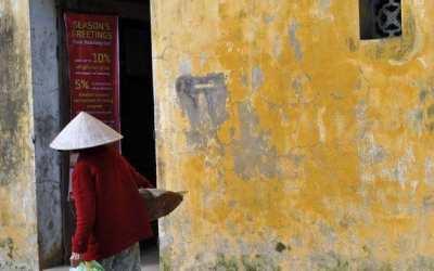 The Nón Lá – Vietnamese Hat