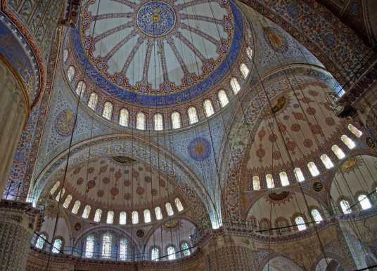 Blue Mosque, Istanbul - October