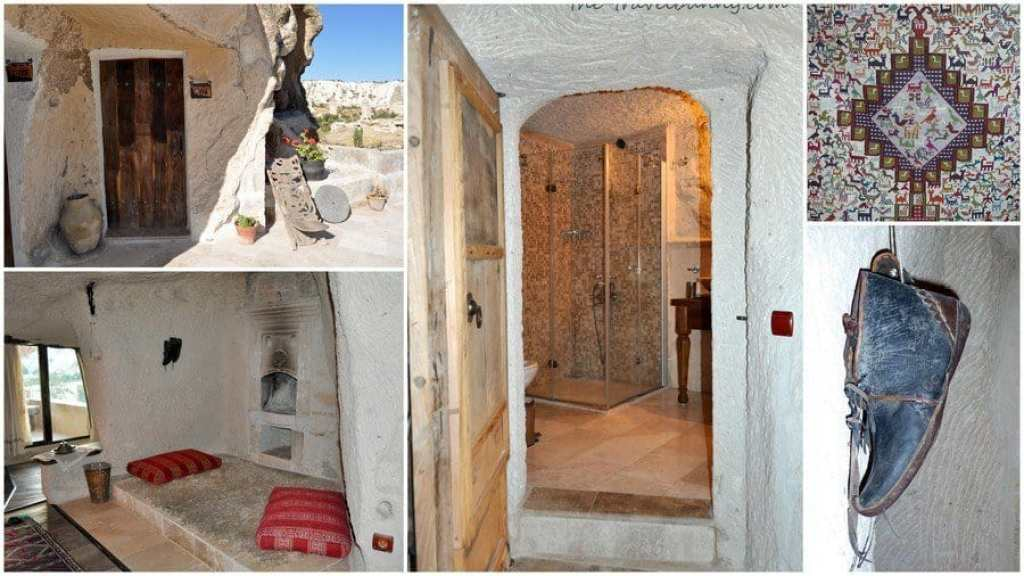 Fairy Chimney Room, The Kelebek, Goreme