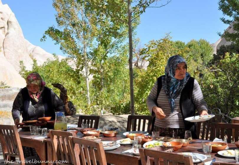 Village Women, Goreme