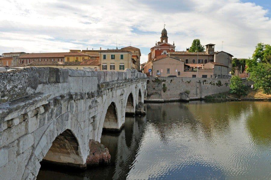 Ponte di Tiberio – Bridging the Centuries