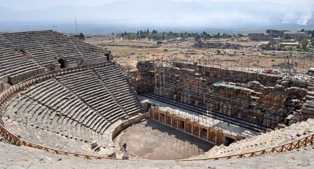 The Theatre, Hierapolis
