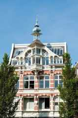 Amsterdam Canal House