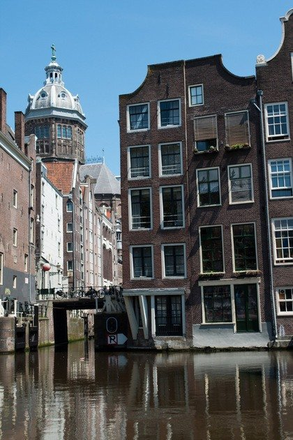 Canal Houses, Amsterdam