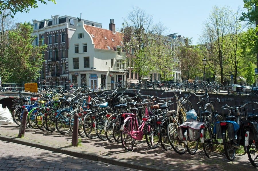 Amsterdam – Sex, Drugs and Pedalos?