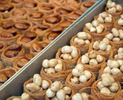 Nutty Baklava, Istanbul