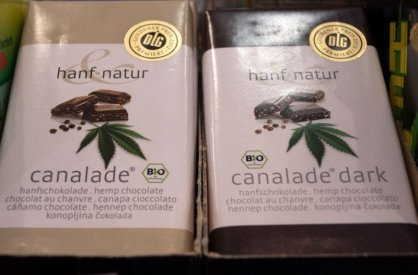 Hemp Chocolate Amsterdam
