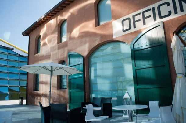 Casa Enzo Ferrari - Cafe