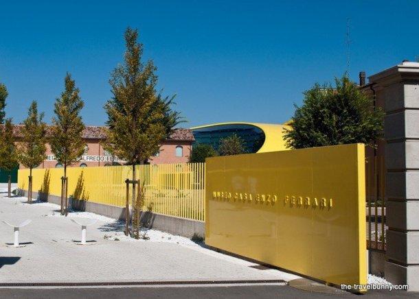 Casa Enzo Ferrari
