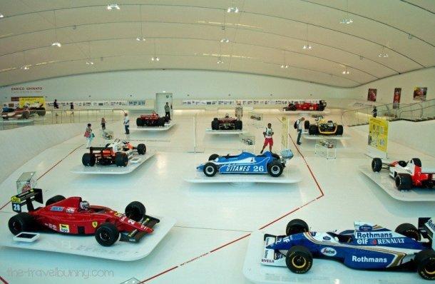Casa Museo Enzo Ferrari - Interior