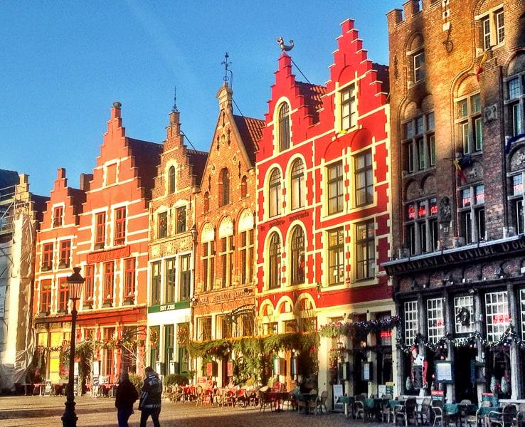 Christmas in Bruges