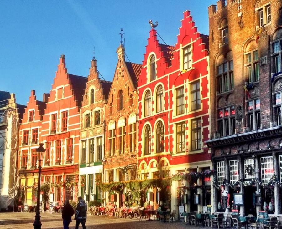 Grote Markt, Bruges