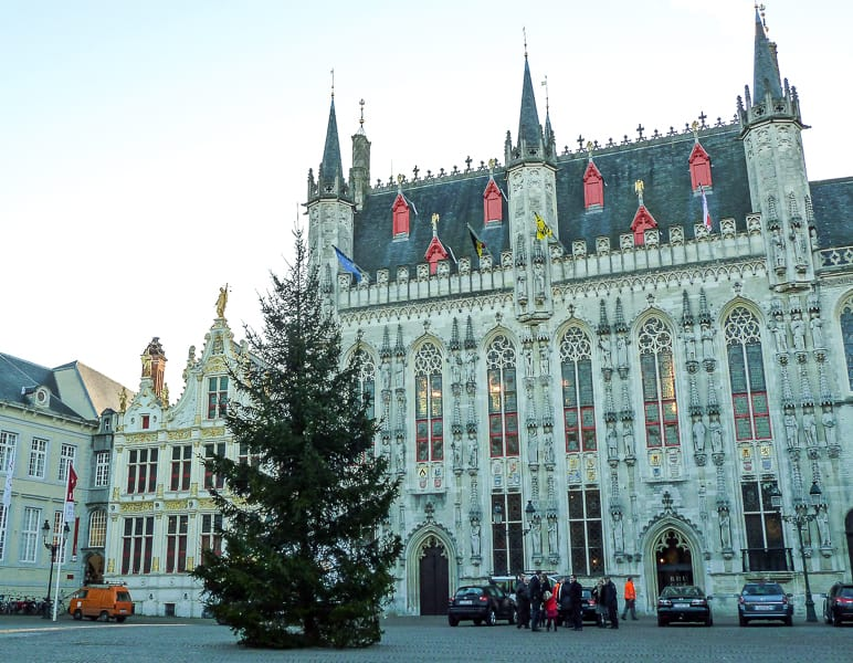 The Burg, Bruges