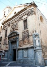The Church of St Francis of Assisi, Valletta