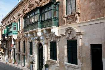 Valletta Buildings