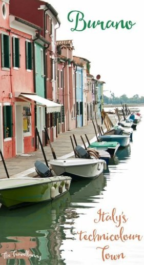 A Visit to Burano - Italy's Technicolour town
