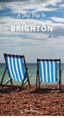 A day trip to Brighton