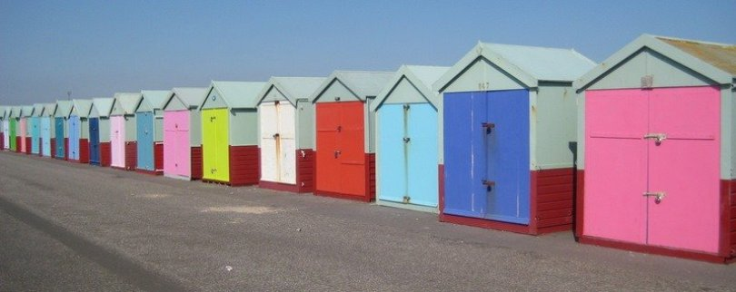 Brighton & Hove Beach Huts