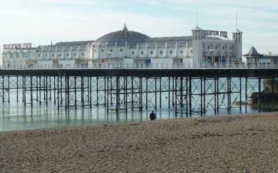 A Day Trip to Brighton