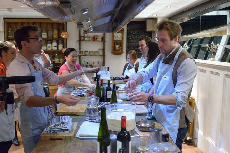 Cooking up a Sicilian Feast with Ben Fogle
